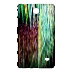 Screen Shot Line Vertical Rainbow Samsung Galaxy Tab 4 (8 ) Hardshell Case