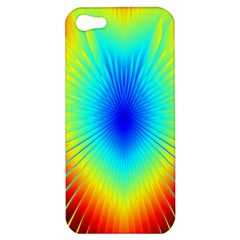 View Max Gain Resize Flower Floral Light Line Chevron Apple iPhone 5 Hardshell Case