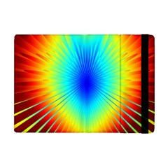 View Max Gain Resize Flower Floral Light Line Chevron Apple Ipad Mini Flip Case