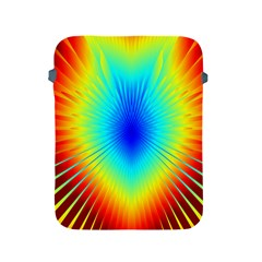 View Max Gain Resize Flower Floral Light Line Chevron Apple iPad 2/3/4 Protective Soft Cases
