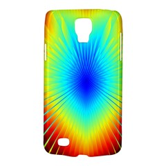 View Max Gain Resize Flower Floral Light Line Chevron Galaxy S4 Active