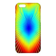 View Max Gain Resize Flower Floral Light Line Chevron iPhone 6/6S TPU Case