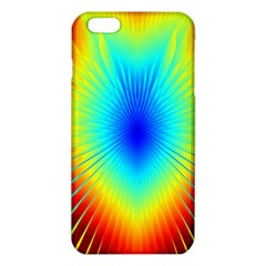 View Max Gain Resize Flower Floral Light Line Chevron iPhone 6 Plus/6S Plus TPU Case