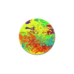 Colors Golf Ball Marker