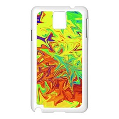 Colors Samsung Galaxy Note 3 N9005 Case (White)