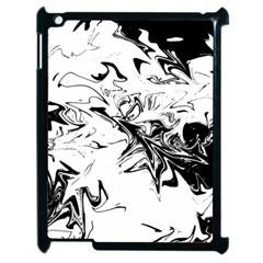 Colors Apple iPad 2 Case (Black)