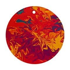 Colors Ornament (Round)