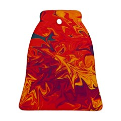 Colors Bell Ornament (Two Sides)