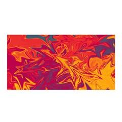 Colors Satin Wrap
