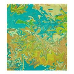 Colors Shower Curtain 66  x 72  (Large)