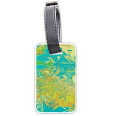 Colors Luggage Tags (Two Sides)