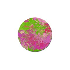 Colors Golf Ball Marker (4 pack)