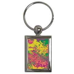 Colors Key Chains (Rectangle)