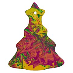 Colors Ornament (Christmas Tree)