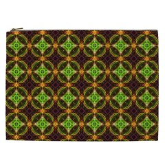 Kiwi Like Pattern Cosmetic Bag (XXL)