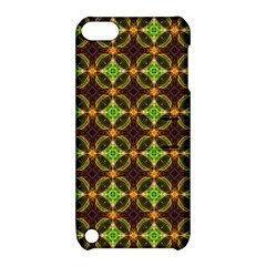 Kiwi Like Pattern Apple iPod Touch 5 Hardshell Case with Stand