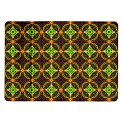 Kiwi Like Pattern Samsung Galaxy Tab 10.1  P7500 Flip Case