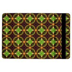 Kiwi Like Pattern iPad Air Flip