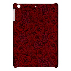 Red Roses Field Apple iPad Mini Hardshell Case