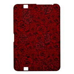 Red Roses Field Kindle Fire HD 8.9