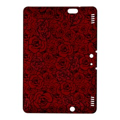 Red Roses Field Kindle Fire Hdx 8 9  Hardshell Case