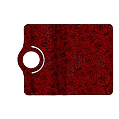 Red Roses Field Kindle Fire HD (2013) Flip 360 Case