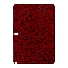Red Roses Field Samsung Galaxy Tab Pro 10.1 Hardshell Case