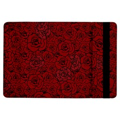 Red Roses Field Ipad Air Flip