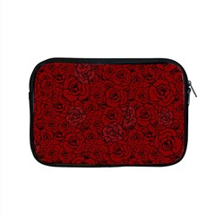 Red Roses Field Apple Macbook Pro 15  Zipper Case