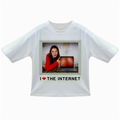 I Love the Internet Infant/Toddler T-Shirts