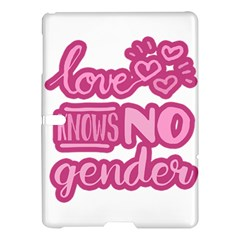 Love knows no gender Samsung Galaxy Tab S (10.5 ) Hardshell Case