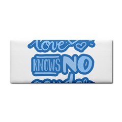 Love knows no gender Cosmetic Storage Cases