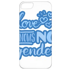 Love knows no gender Apple iPhone 5 Classic Hardshell Case