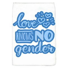 Love knows no gender Flap Covers (L)