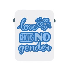 Love knows no gender Apple iPad 2/3/4 Protective Soft Cases