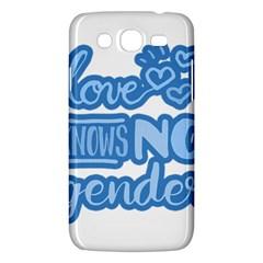 Love knows no gender Samsung Galaxy Mega 5.8 I9152 Hardshell Case