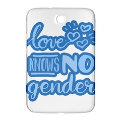 Love knows no gender Samsung Galaxy Note 8.0 N5100 Hardshell Case