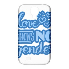 Love knows no gender Samsung Galaxy S4 Classic Hardshell Case (PC+Silicone)