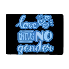 Love knows no gender iPad Mini 2 Flip Cases