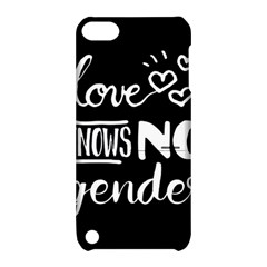 Love knows no gender Apple iPod Touch 5 Hardshell Case with Stand