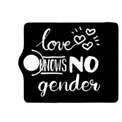 Love knows no gender Kindle Fire HDX 8.9  Flip 360 Case