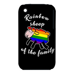 Rainbow sheep iPhone 3S/3GS
