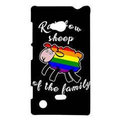 Rainbow sheep Nokia Lumia 720