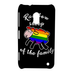 Rainbow sheep Nokia Lumia 620