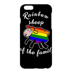 Rainbow sheep Apple iPhone 6 Plus/6S Plus Hardshell Case