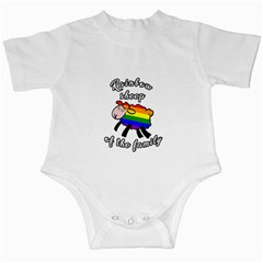 Rainbow sheep Infant Creepers