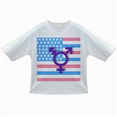 Transgender flag Infant/Toddler T-Shirts