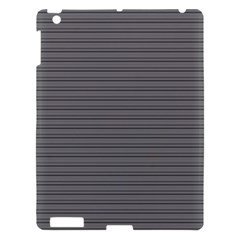 Lines pattern Apple iPad 3/4 Hardshell Case