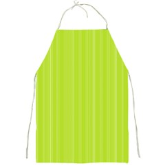 Lines pattern Full Print Aprons