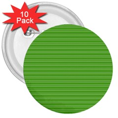 Lines pattern 3  Buttons (10 pack)